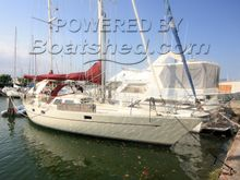 Oyster  435 Cutter Rigged Ketch