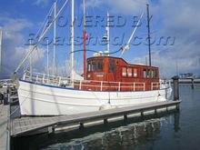 Custom Motor Sailer Ketch MFV