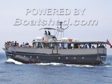 Custom Coastal Cruiser Excursion Tourist Ferry