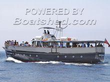 Custom Coastal Cruiser Excursion Tourist Ferry