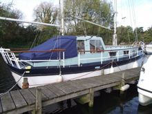 Roamer 36 11 metre Steel Ketch