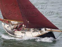 Cornish Crabber Yawl