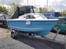 Blackwater Motor Yachts Sports Fisher 550