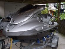 Yamaha FX Cruiser Waverunner HO