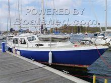 Trident Voyager 35 (deck saloon)