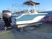 Seafox 216 CC Pro Series