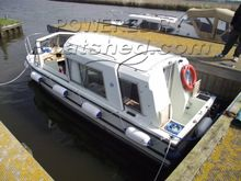 Aquafibre Siesta 20 Broads/River Cruiser