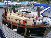 Wooden  Ex Fishing Vessel By James Miller