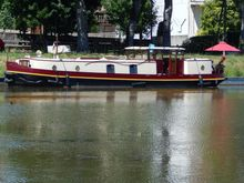 Sagar Marine Mini Luxe Live Aboard Dutch Barge Replica