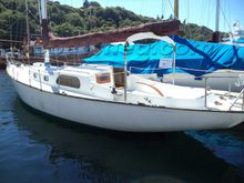 Rhodes Bounty II 41' Sloop
