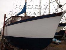 Wooden  Motor Sailer 30'