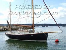Cornish Crabber Yawl 24