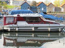 Nicols Sedan 1000 Canal and river cruiser vedette fluviale