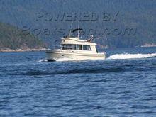 Camano 31 Trawler Troll