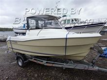 Quicksilver Passport 530 Fishmate Pilothouse