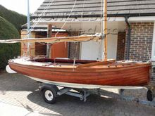 Classic Wooden Dinghy