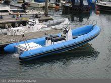 Coastline 6.5m Diesel