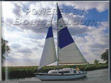 Bermudan  Sloop Broads Aux Yacht