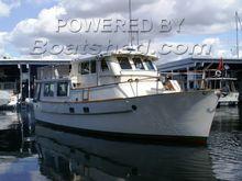 Bluewater 40 Trawler