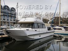 Converted Trawler 49ft Houseboat