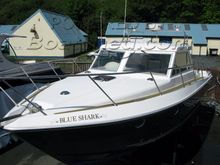 Blackwater Motor Yachts Sports Fisher 35