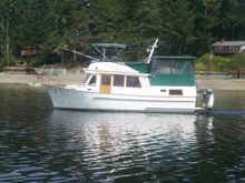 Ponderosa 35 Sundeck Motor Yacht