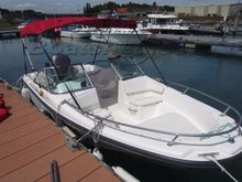 Boston Whaler Dauntless 17