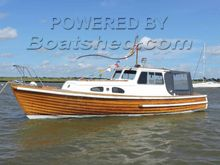 Gentlemans 26-ft Wooden launch