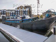 Dutch Barge 24m Houseboat