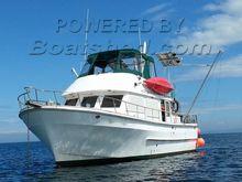 CHB 42 Aft Cabin Trawler