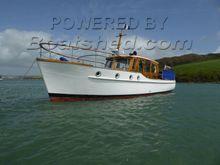 Motor Cruiser 40ft John Bain Staniland
