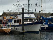 Eurobanker 40 Trawler Yacht