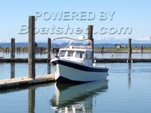 Osprey 24 Fisherman Yanmar Diesel engine!