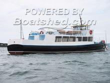 Passenger Vessel Day Cruiser