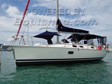 GibSea 33 sloop