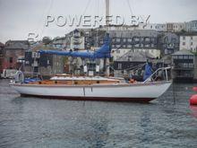 Folkboat 26 Parham's wooden