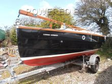 Cornish Shrimper 19 Mk 1 - Outboard