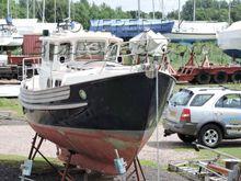 Fisher 25 Motor Sailor