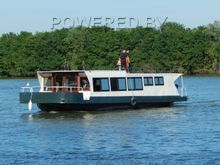 Houseboat Converted barge Modèle BOUGAINVILLEE