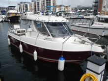 Arvor 230 AS Fast Fisher