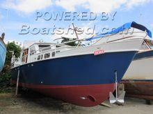 Dutch Steel Motor Cruiser Heyblom 38