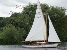 Herbert Woods Classic 24ft Sailing Yacht