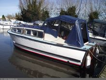 Compass  27 Classic River Cruiser
