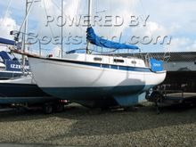 Colvic Sea Rover 28 Long keel with bilge fins