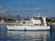Converted Trawler 45ft GRP hull