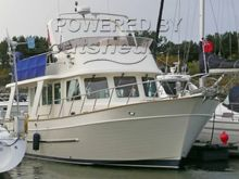 Faroe 40 Sedan twin cabin Trawler style Motoryacht