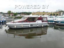 Nicols Sedan 1000 Canal and river cruiser