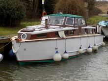 Richardsons of Stalham Classic Broads Cruiser