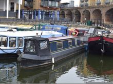 Narrowboat 69ft Semi Trad with London mooring