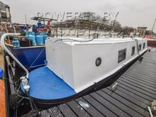 Narrowboat 42ft with London mooring